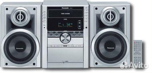 Купить музыкальный центр Panasonic SC-VKX2 EE-K