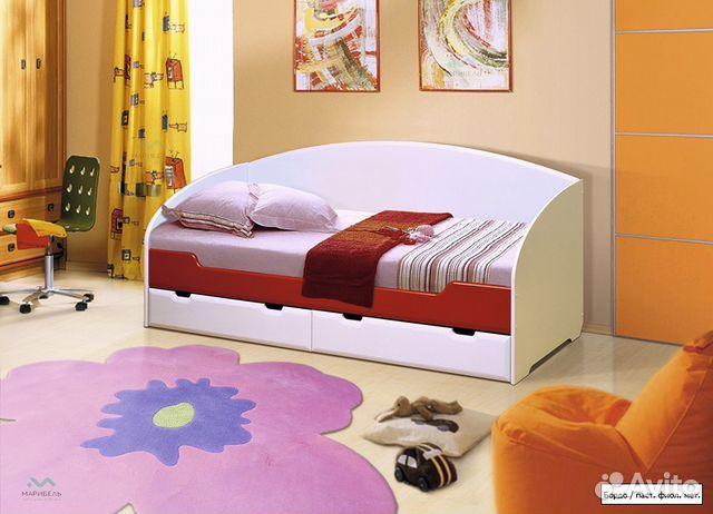 Кровать юниор 2