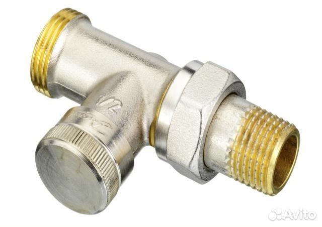 клапан запорный rlv ду15 прямой
