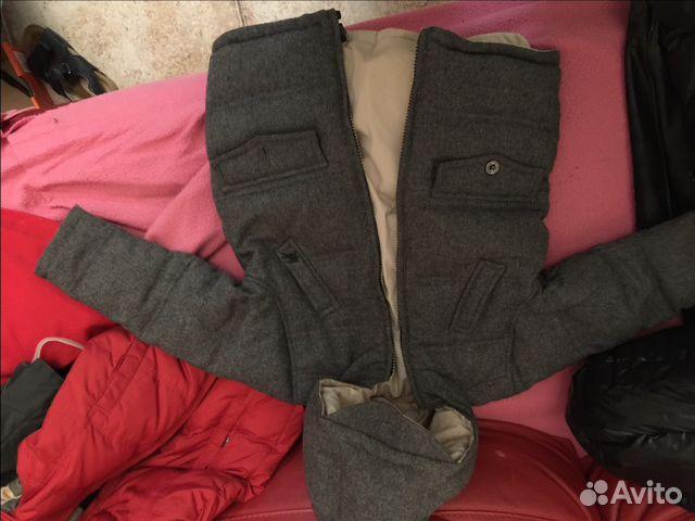 Куртка пуховик burberry 100 оригинал купить в Москве на Avito ... db25206bf09