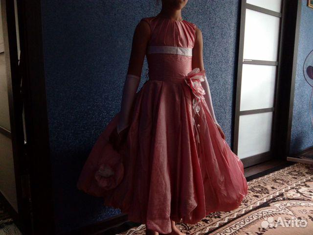 Выпускное платье объявления