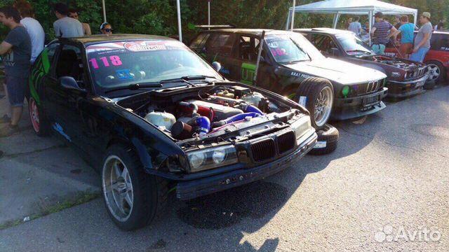 bmw 3, 1993 г. пробег 0 - 4 999 км, 2.5 мт