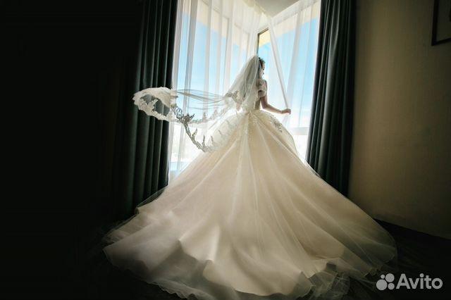 Авито свадебные платья уфа