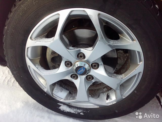 диски r16 ford focus