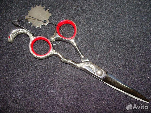 Дизайнерские ножницы. зайдите на парикмахер. РФ купить в Москве на ... b1d84239014