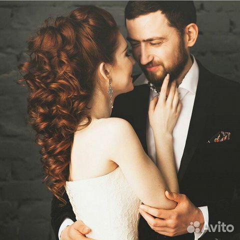 Свадебная прическа тюмень