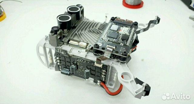 Запасные части phantom 4 pro на авито кабель стандартный для dji мавик