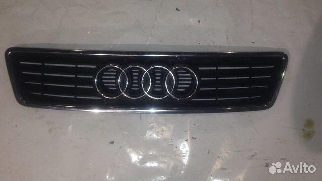 Решетка радиатора Audi A6 (C5) 4B0853651A— фотография №2