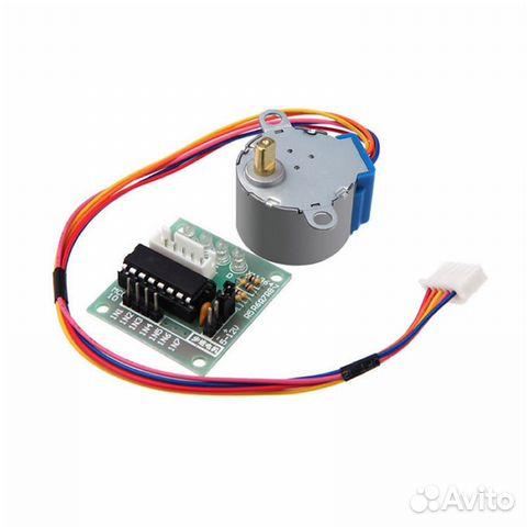 Arduino - StepperUnipolar