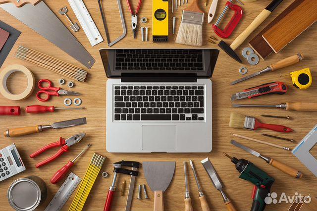 Ремонт ноутбуков и нетбуков