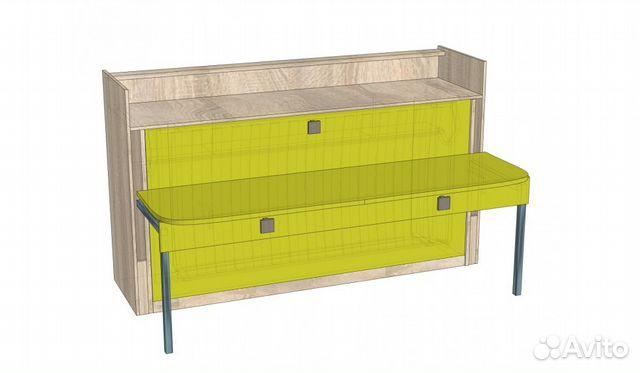 кровать шкаф стол трансформер Festimaru мониторинг объявлений