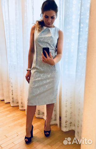 0ea360c39597 Новое платье, 3-е в подарок, можно оптом купить в Москве на Avito ...