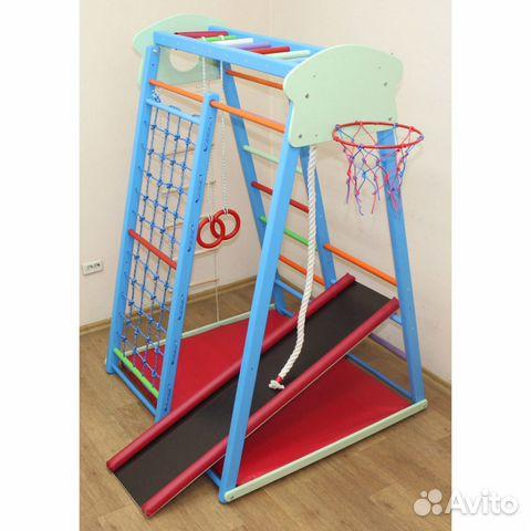 Напольный детский спортивный комплекс Баскет-6 89020067791 купить 1