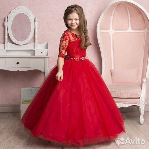d240c61419c05a4 Прокат Нарядные детские бальные платья - Личные вещи, Детская одежда и  обувь - Татарстан, Набережные Челны - Объявления на сайте Авито