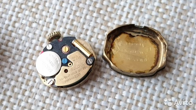 Женские наручные часы Bulova Accutron Винтаж 89525003388 купить 10