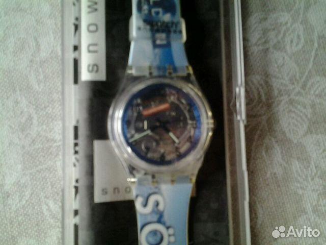Часы Swatch Swiss в Москве
