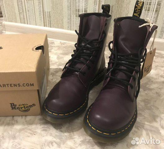 Ботинки Dr.Martens оригинал 0450a1f9e4a91