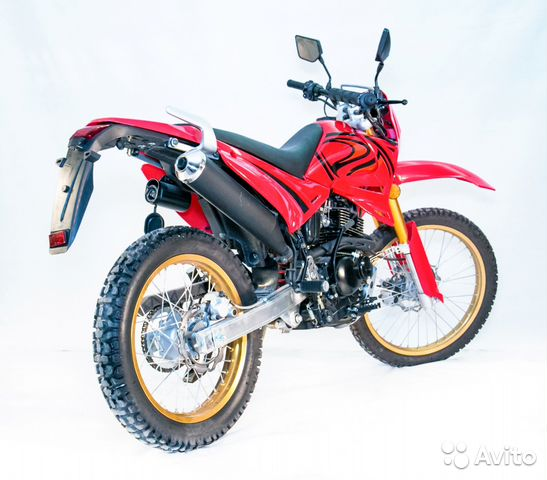 Кроссовый Мотоцикл 200 88469572396 купить 2