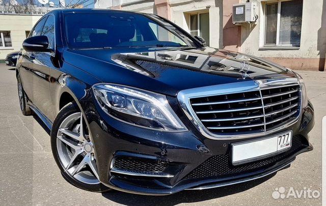 1141286411412 Авто Разборка mercedes W222 S222 купить в Москве на Avito ...