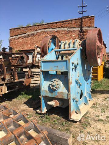 Щековая дробилка купить в Узловая горно шахтное оборудование в Кострома