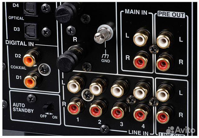 Amplifier Onkyo A-9150 silver