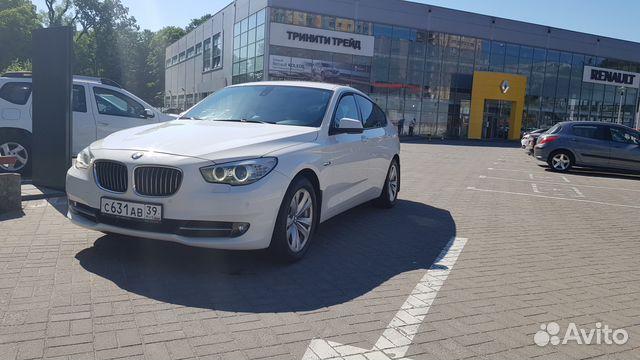 BMW 5 серия GT, 2012 89062312388 купить 3