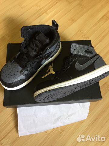 441c7c9cf135 Детская обувь и одежда Nike Jordan оригинал купить в Москве на Avito ...