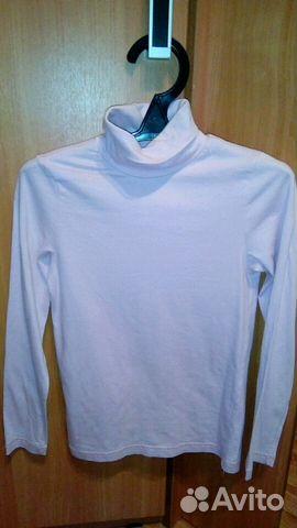 0c60cdcbf0e Водолазки и блузка в школу 122-128 см за Киндер жб— фотография №1