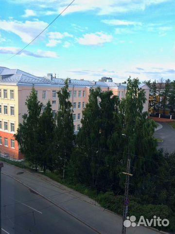 Продается двухкомнатная квартира за 1 950 000 рублей. Петрозаводск, Республика Карелия, улица Антикайнена, 21.
