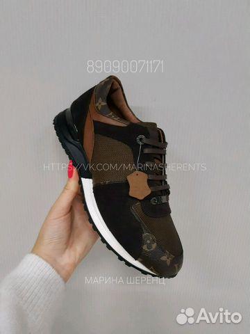 Мужские кроссовки Louis Vuitton размеры 39-44   Festima.Ru ... a6d6ec0fe48