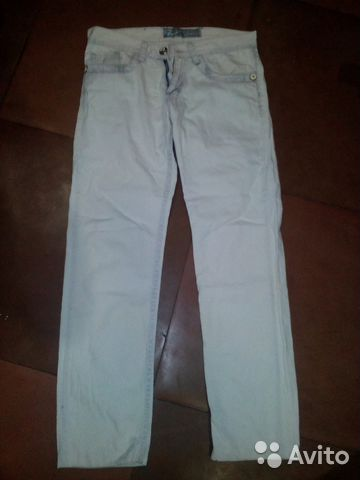 bb705bed7a5 Мужские белые джинсы купить в Краснодарском крае на Avito ...
