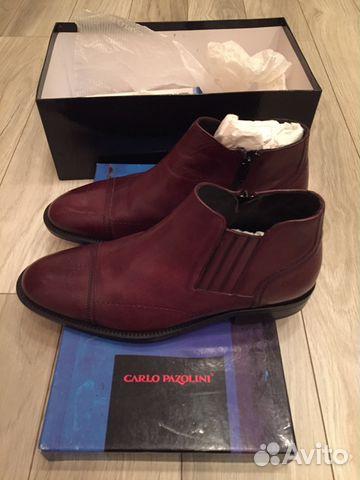 8bd0496d3 Ботинки осенние Carlo Pazolini Couture купить в Москве на Avito ...