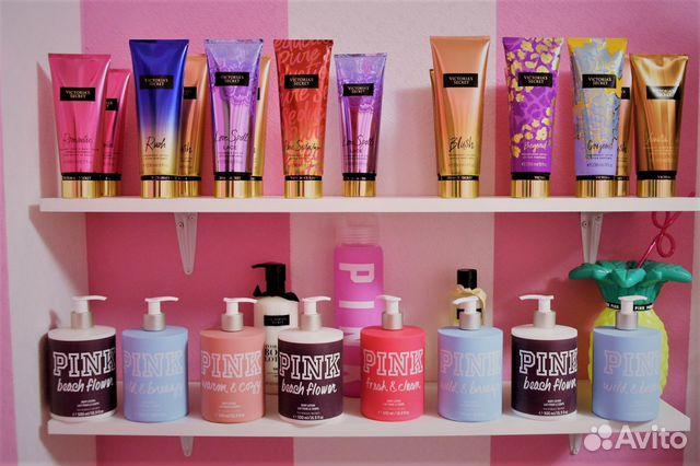 92f81deec95fd Лосьоны, крема для тела Victoria's Secret купить в Санкт-Петербурге ...