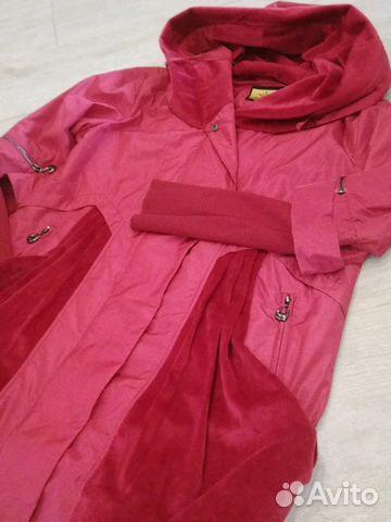 Ультрамодная куртка 48р