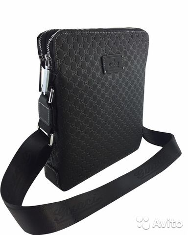 64dc3c3f17d6 Мужская сумка планшет Gucci арт.089-1 купить в Москве на Avito ...