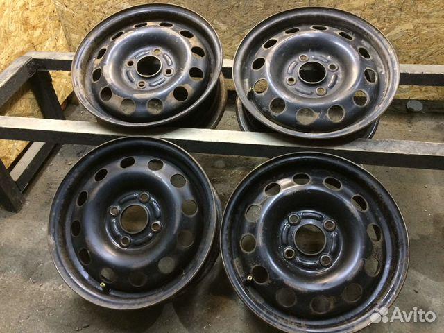 литые диски hyundai r14 4х108