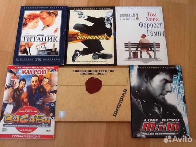 DVD фильмы-коллекционное издание