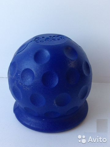 2 Колпачок резиновый на шар фаркопа Soft-Ball 89241375126 купить 2