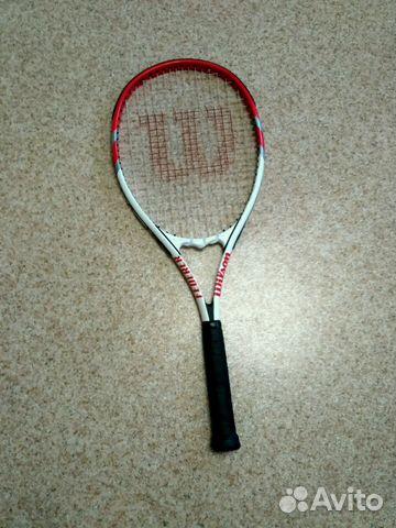 Ракетка для большого тенниса Wilson Federer  216147587cd37