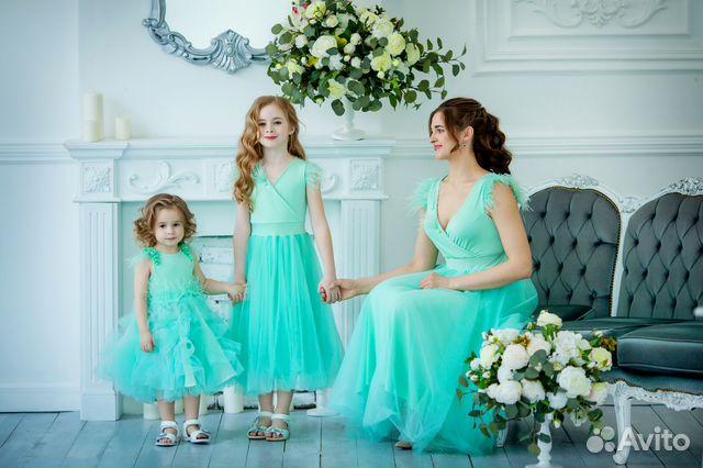 57ca9cc63b17 Family look 40-42-44-46 фемили лук | Festima.Ru - Мониторинг объявлений