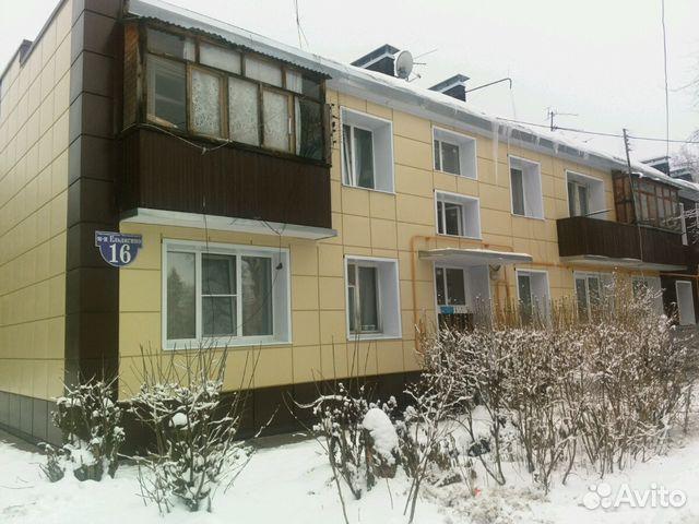Продается двухкомнатная квартира за 2 000 000 рублей. село , , Пушкинский район, Московская область, Ельдигино, 16.