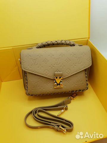 c6266564656b Женская сумка LV Louis Vuitton кожа | Festima.Ru - Мониторинг объявлений