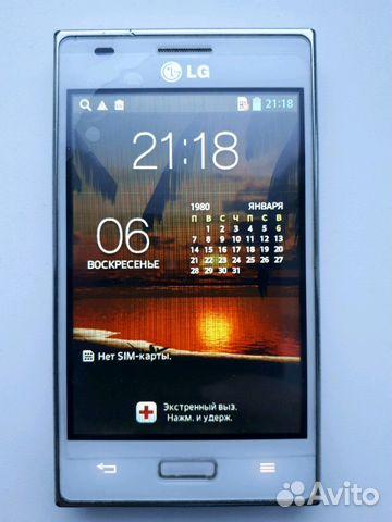 LG Optimus L5 E612 89088440762 купить 1