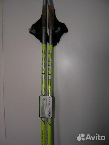 Новые лыжные палки ONE WAY Diamond 610 купить в Москве на Avito ... baf7ce68c2a