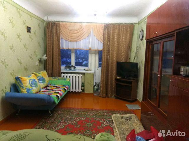 Продается двухкомнатная квартира за 1 200 000 рублей. Киров, микрорайон Коминтерновский, улица Павла Корчагина, 60.