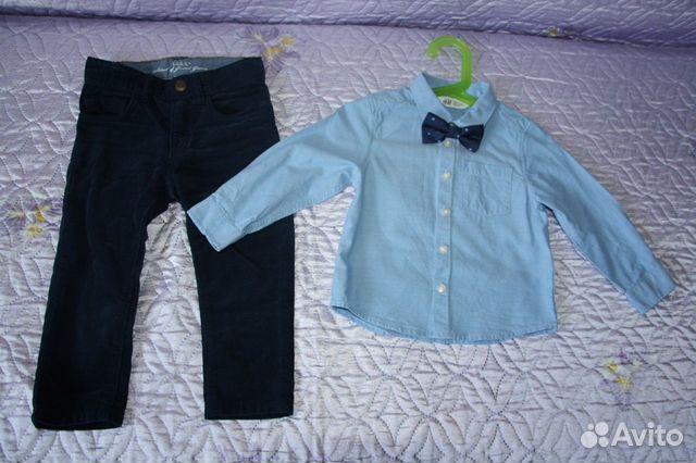 d2094c1caee Рубашка и вельветовые брюки HM