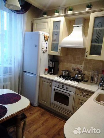 Продается трехкомнатная квартира за 5 500 000 рублей. Электросталь, Московская область, проспект Ленина, 38/7.