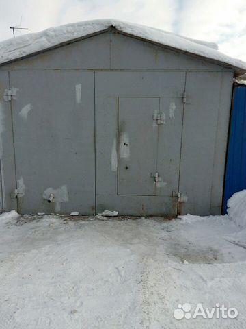 Купить железный гараж на авито в омске купить трек гараж