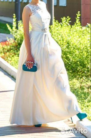 9f17368b5b4 Продам свадебное-выпускное платье купить в Тамбовской области на ...
