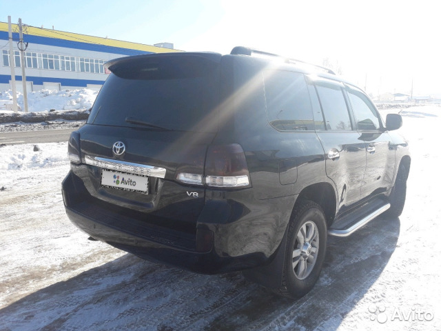 Toyota Land Cruiser, 2008 89101919119 купить 4